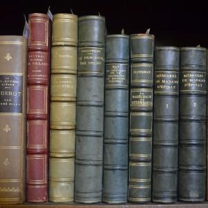Villa La Pietra Library