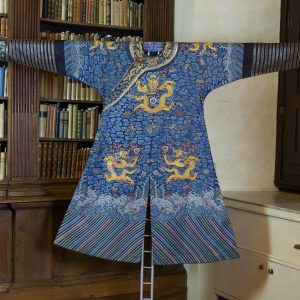 Quing Dinasty Chinese Robe